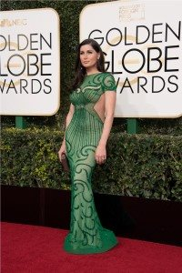74th Annual Golden Globes Awards Red Carpet 35