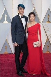 The 89th Oscars at the Dolby Theatre Red Carpet Photos 47