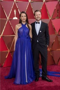 The 89th Oscars at the Dolby Theatre Red Carpet Photos 41