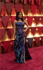 The 89th Oscars at the Dolby Theatre Red Carpet Photos 37