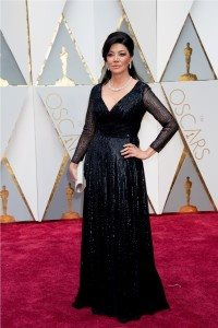 The 89th Oscars at the Dolby Theatre Red Carpet Photos 29
