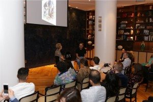 Art Basel 2016 post-event Recap & Images IVY Artist Talk with MR CHOW 21