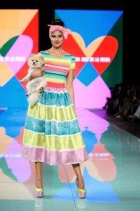 Agatha Ruiz de la Prada Fashion Show 27