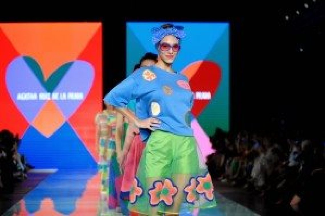Agatha Ruiz de la Prada Fashion Show 5