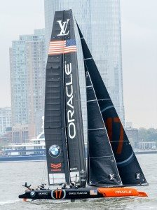 2016 America's Cup Returns To New York City 29