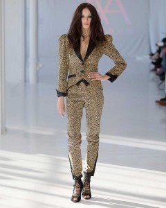 Ane Amour New York Fashion Week Runway Show 5
