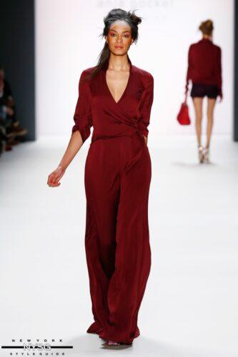 Anja Gockel - Berlin Fashion Week FW 2016 49