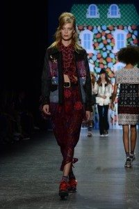 Anna Sui SS17 Collection at New York Fashion Week 13