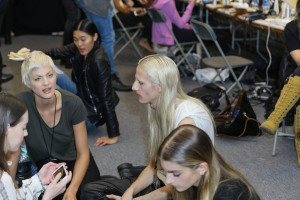 The Arts Institute Backstage NYFW FW16 15