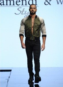 Arzamendi Style & Willfredo Gerardo Runway | Art Hearts Fashion Los Angeles Fashion Week 25