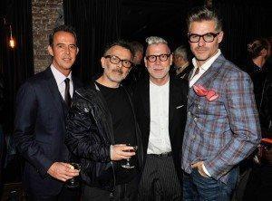 At Large Magazine Celebrates Cover Star Jack Huston at Elyx House NYC 3
