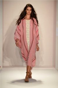 Beach Freedom Glides Gorgeously Down the Runway at SWIMMIAMI 45