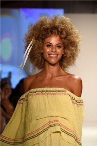 Beach Freedom Glides Gorgeously Down the Runway at SWIMMIAMI 11