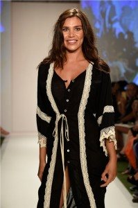 Beach Freedom Glides Gorgeously Down the Runway at SWIMMIAMI 7