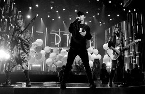 Billboard Music Awards 2016 - Rehearsals 13