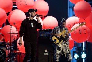 Billboard Music Awards 2016 - Rehearsals 1