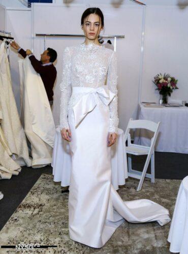 New York International Bridal Week 55