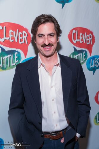 Opening Night for Clever Little Lies 7