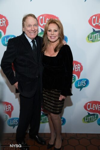 Opening Night for Clever Little Lies 51