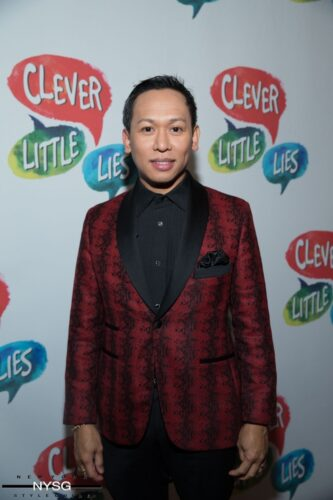 Opening Night for Clever Little Lies 53