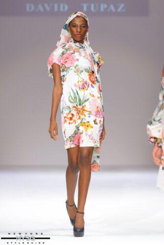 David Tupaz runway show at Style Fashion Week 13