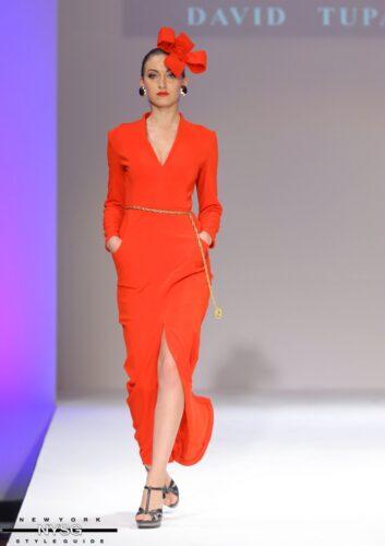 David Tupaz runway show at Style Fashion Week 25