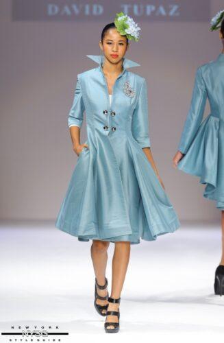 David Tupaz runway show at Style Fashion Week 33