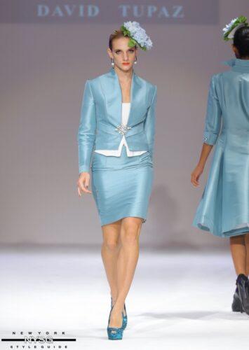 David Tupaz runway show at Style Fashion Week 35
