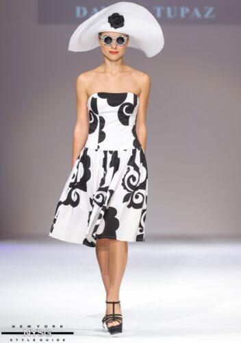 David Tupaz runway show at Style Fashion Week 37
