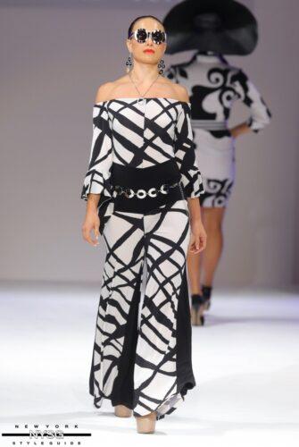 David Tupaz runway show at Style Fashion Week 41
