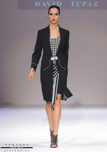 David Tupaz runway show at Style Fashion Week 49