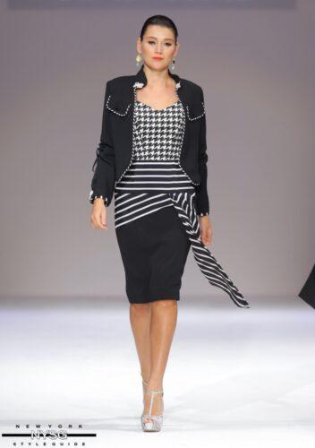 David Tupaz runway show at Style Fashion Week 51