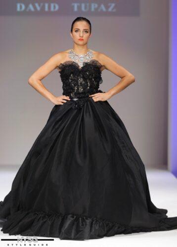 David Tupaz runway show at Style Fashion Week 81