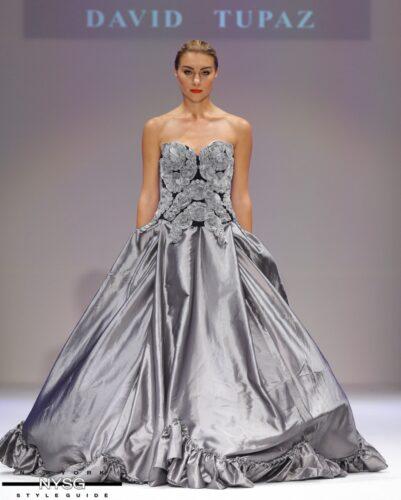 David Tupaz runway show at Style Fashion Week 83