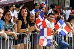 The 35th Annual Dominican Day Parade in New York City 29