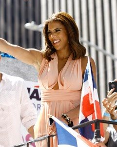 The 35th Annual Dominican Day Parade in New York City 39