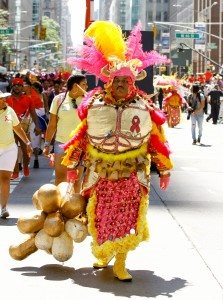 The 35th Annual Dominican Day Parade in New York City 45