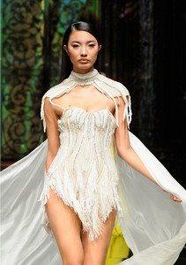 Elie Madi at Art Hearts Fashion NYFW 15