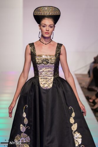Evgenia Luzhina Couture NYFW 53