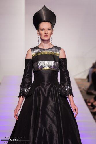 Evgenia Luzhina Couture NYFW 49