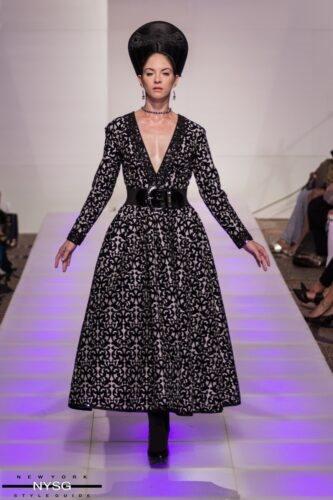 Evgenia Luzhina Couture NYFW 23