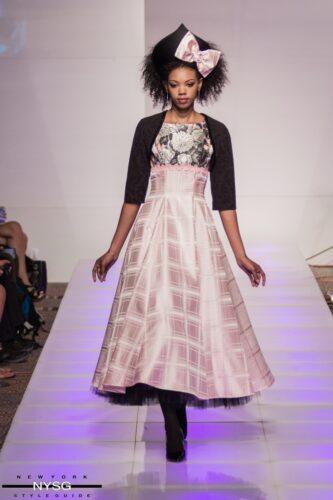 Evgenia Luzhina Couture NYFW 19