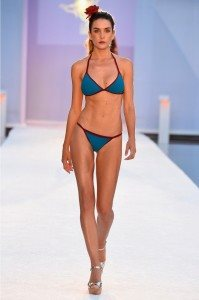 Filthy Haanz Takes Swim Week on a Jewel-Toned Journey 57