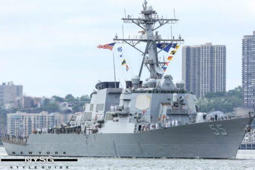 Fleet Week New York - May 20th - 26th 13