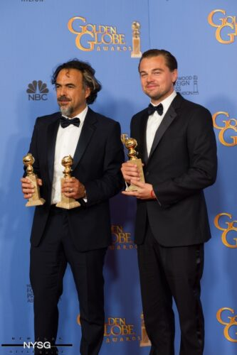 Golden Globe Winners 3