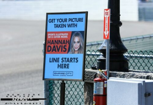 Hannah Davis - Empire City Casino 5