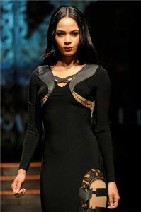 Ibrahim Vukel at Art Hearts Fashion NYFW 7