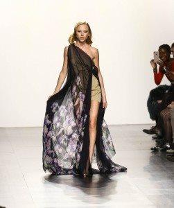 Irina Vitjaz Fall Collection at New York Fashion Week 11