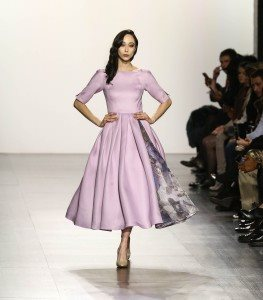 Irina Vitjaz Fall Collection at New York Fashion Week 17