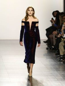 Irina Vitjaz Fall Collection at New York Fashion Week 27